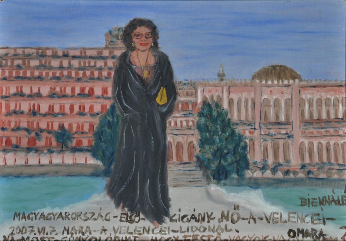 Oláh Mara (Omara): Velencei Biennálé, 2010- A KuglerArt Szalon Galéria jóvoltából - OFF Biennále