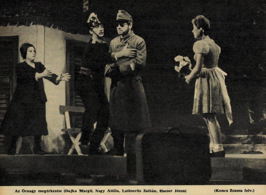 Film Színház Muzsika, 1967/ 3. 4. Arcanum