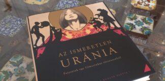 Az ismeretlen uránia kötet - forrás: Uránia FB