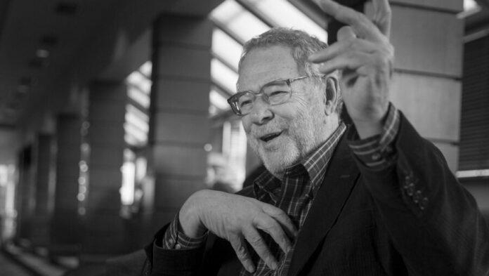 Szomjas György - fotó: Eöri Szabó Zsolt