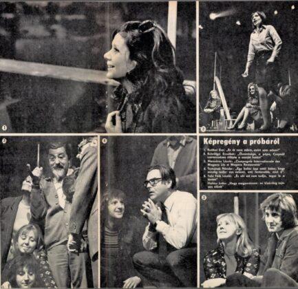 Film Színház Muzsika, 1974/ 11. 16. Arcanum