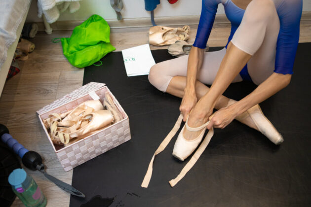 Balett - fotó: Chripko Lili