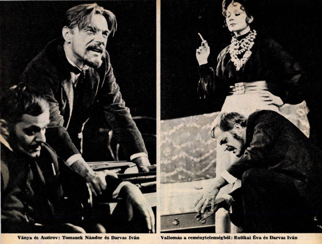 Forrás: Film Színház Muzsika, 1970/ 15. 5. Arcanum