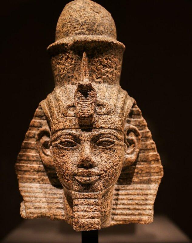 III. Amenhotep - forrás: wikipedia - ArchaiOptix