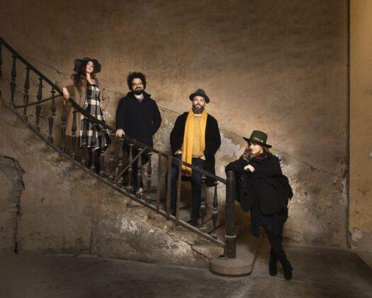 Kelemen Kvartett - fotó: Ora Hasenfratz