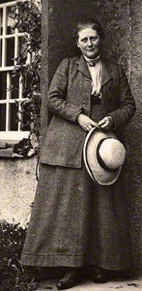 Beatrix Potter (Mrs Heelis) 1913-ban - forrás: wikipedia