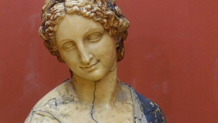 a berlini Bode Múzeum Flóra szobra - forrás: wikipedia