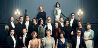 Downton Abbey plakát - forrás: port.hu