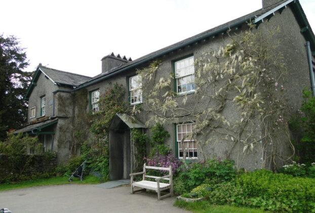 Beatrix Potter egykori otthona, Hill Top Farm, itt írta meséit