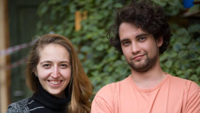 Gardenö Klaudia és Komán Attila - fotó: Todoroff Lázár