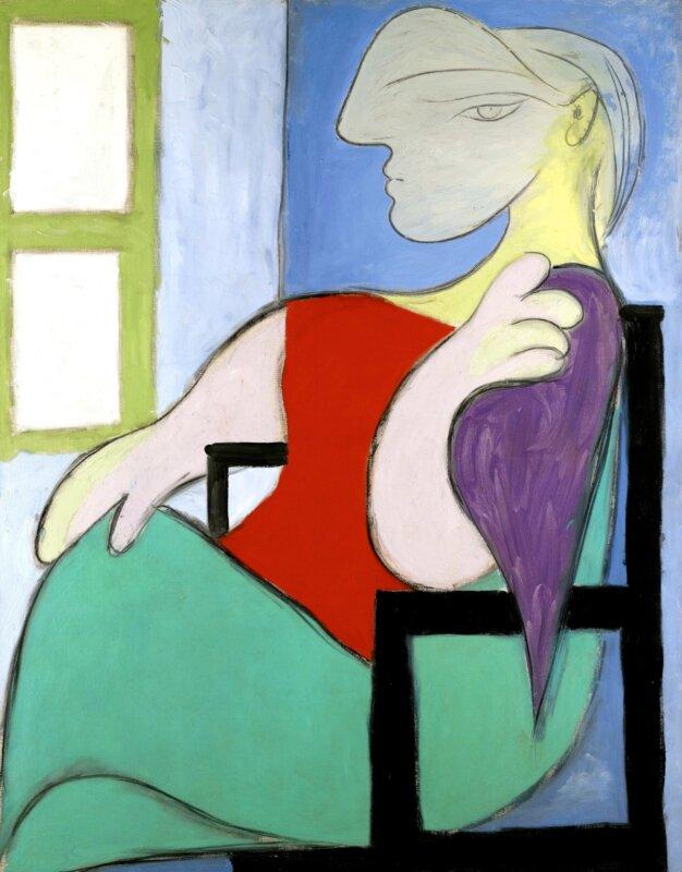 Picasso-kép