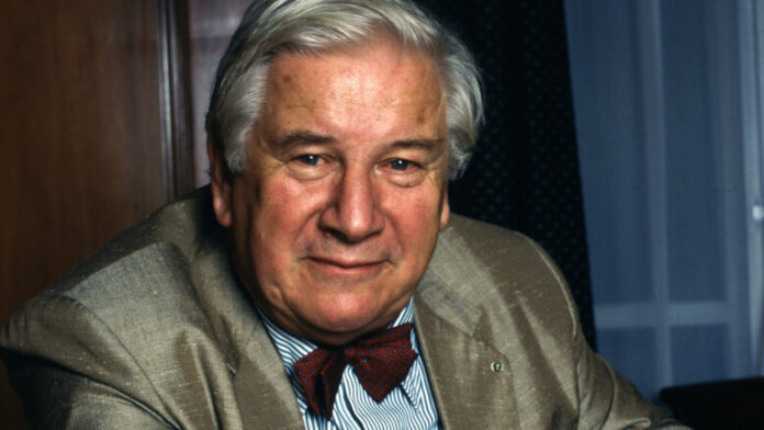 Sir Peter Ustinov fotó: Allan Warren - wikipedia