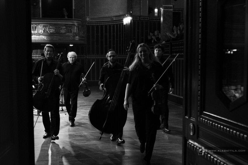 Snétberger Ferenc és a Keller Kvartett