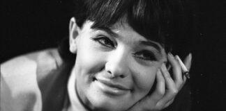 Törőcsik Mari 1965-ben - forrás: fortepan - Kotnyek Antal