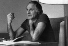 Jancsó Miklós filmrendező 1979 - forrás: fortepan / Kende János