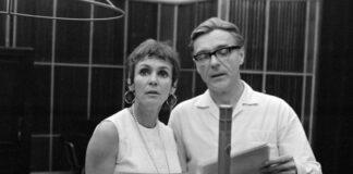 Psota Irén és Tomanek Nándor, 1970. Forrás: Fortepan / Fotó: Szalay Zoltán