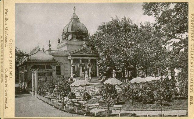 A Gerbeaud-pavilon