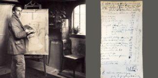 Bossányi Ervin 1912, © Bossanyi Archive, AAD.