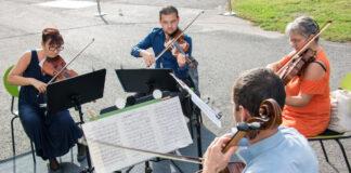 Budapesti Filharmóniai Társaság Zenekara Martonvásáron