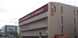 DOMUS áruház a Budapest, XIII. Róbert Károly krt.67 - forrás: wikipedia