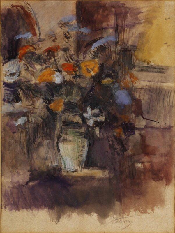 Harvany Ferenc: Csendélet – forrás: M-Art's