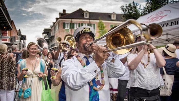 New Orleans - A zene városa - forrás: Pannonia Entertainment