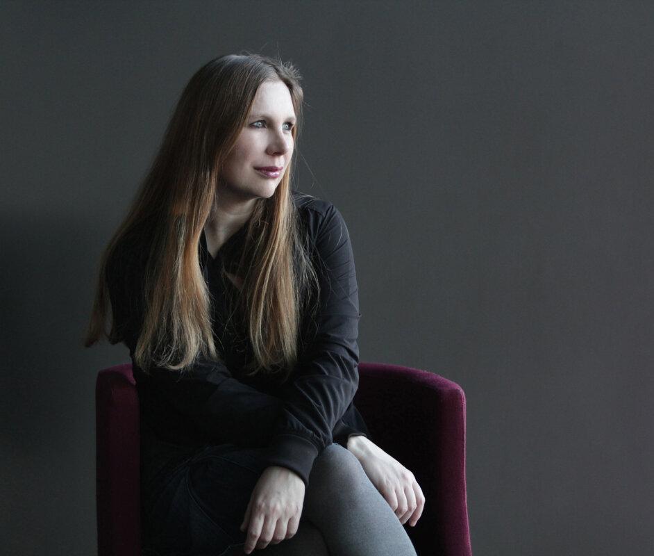 Bozsik Yvette - fotó: Horváth Judit