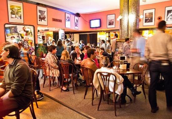Budapest Jazz Club - forrás: BJC