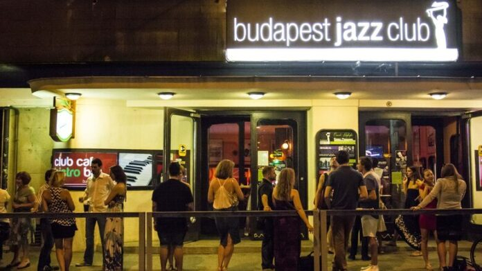 Budapest Jazz Club - fotó: Kőrösi Tamás / forrás: BJC