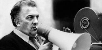 Fellini munka közben - forrás: Pannonia Entertainment