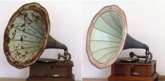 gramofon - forrás: Tornyai János Múzeum
