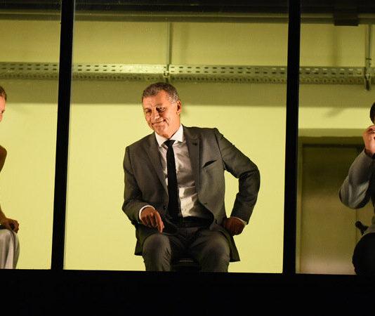 Hamlet (Csokonai Színház) - fotó: Máthé András