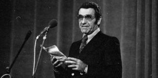 Bárdy György, 1979-ben / Fotó: Szalay Zoltán / Forrás: Fortepan