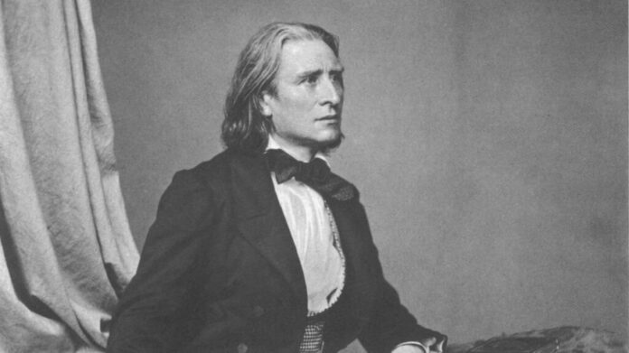 Liszt Ferenc - forrás: wikipedia