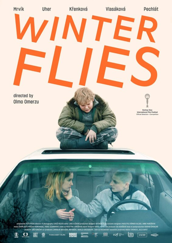 Winter Flies - Forrás: Friss Hús Fesztivál