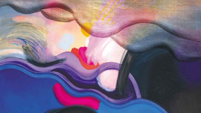Keserü Ilona Marilyn és a tenger - forrás: Virág Judit Galéria