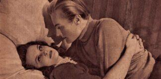 Tolnay Klári, Darvas Iván az Euridike című előadáson, Művész Színház, 1946. / Forrás: Színház, 1946. 37. Arcanum