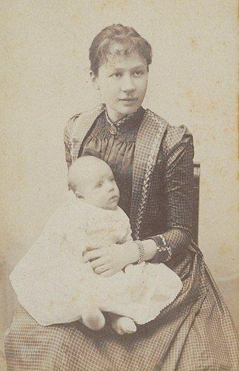 Johanna van Gogh-Bonger - forrás: wikipedia
