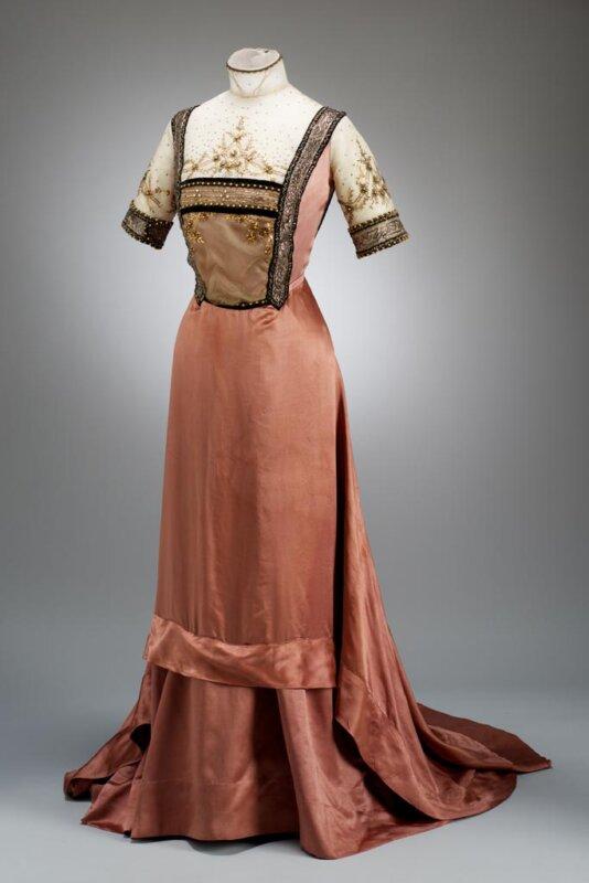 Szecessziós ruha - IMM