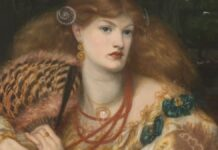 Dante Gabriel Rossetti: Monna Vanna, 1866