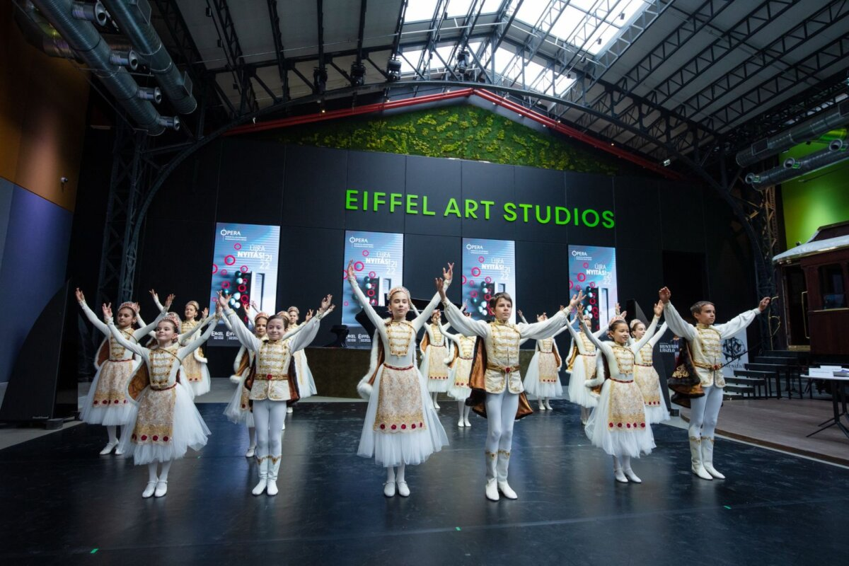 Operaház sajtótájékoztató - fotó: Nagy Attila