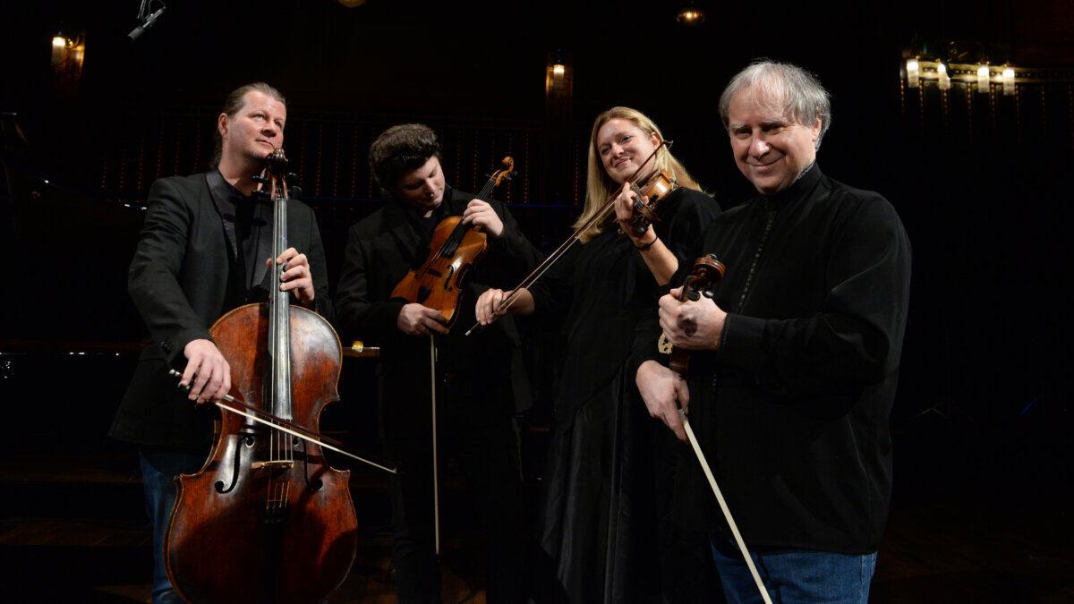 Keller Kvartett - fotó: Marjai Judit