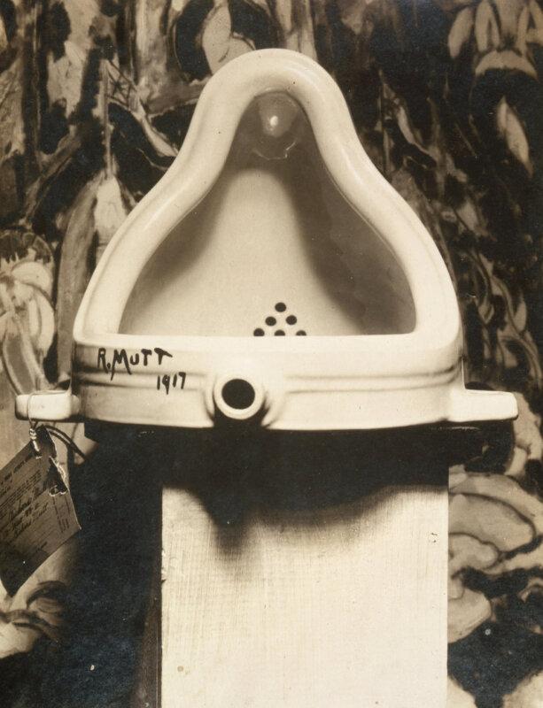 Duchamp-Fountain