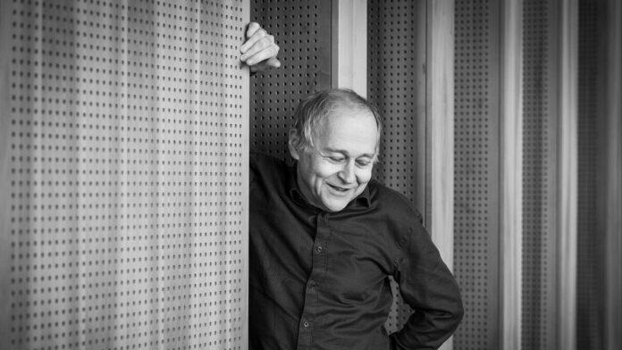 Fischer Ádám - fotó: Csibi Szilvia / Müpa