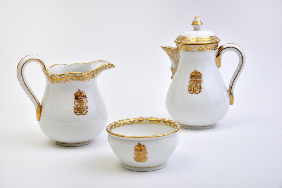 Óbudai porcelánok - forrás: Műtárgyak Éjszakája