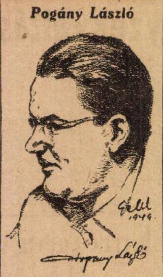 Pogány László