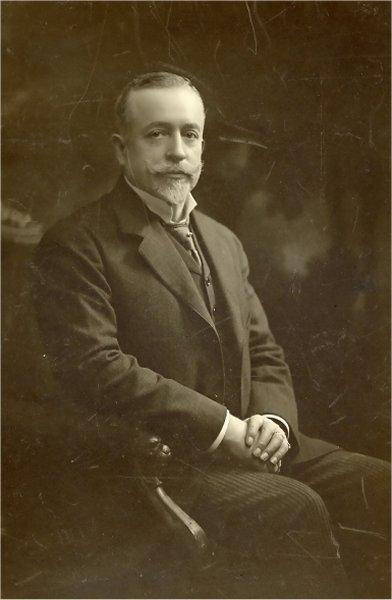 Preisz Hugó (1860–1940) bakteriológus - forrás: wikipedia