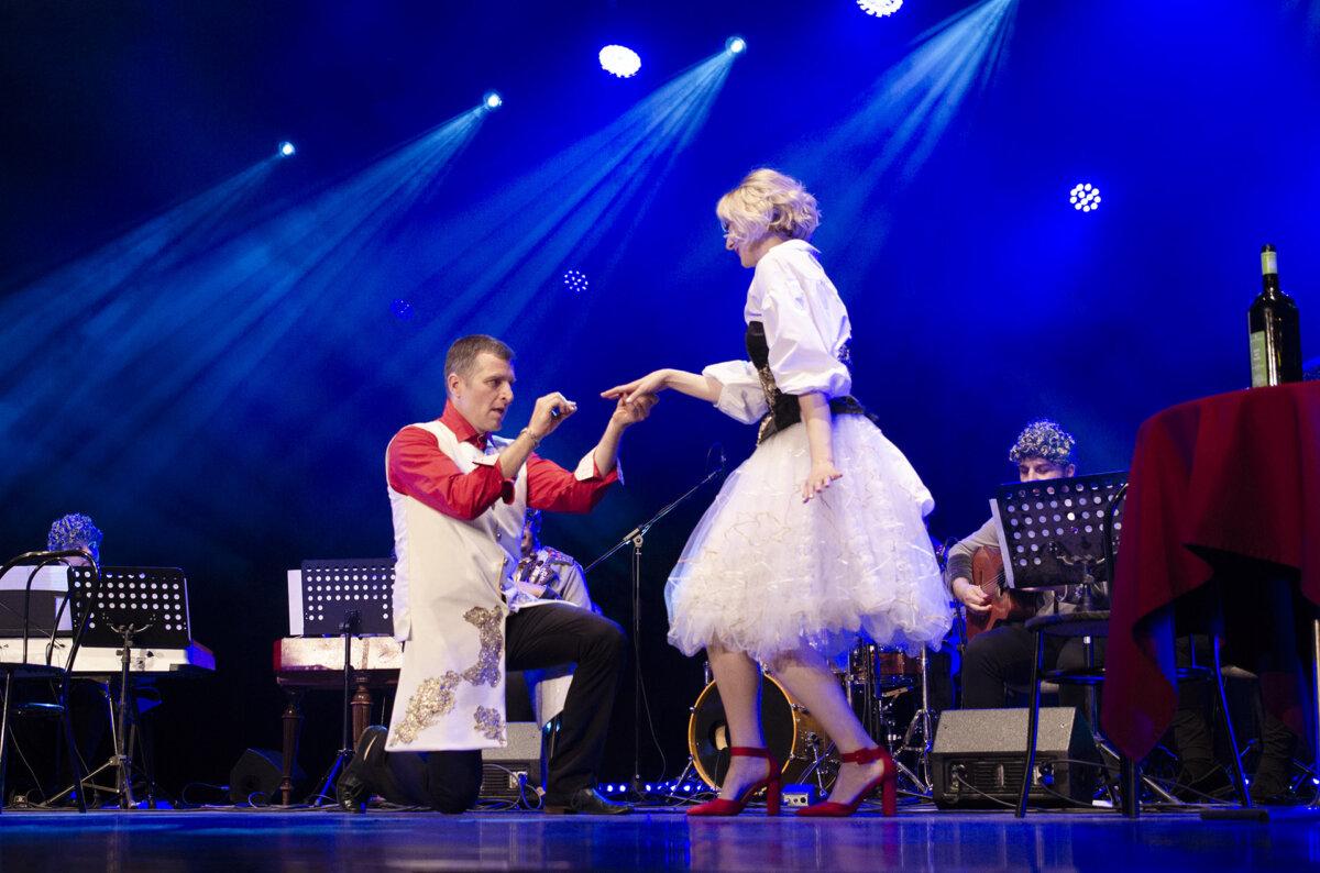 Swing me Amadeus - forrás: Barokk Randevú