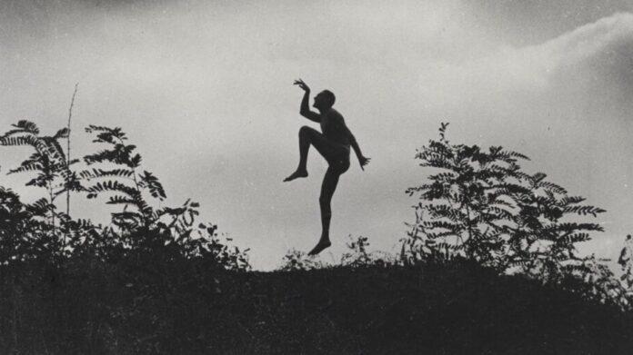 Szabadban táncoló férfi (Jenő öcsém) - Dunaharaszti
