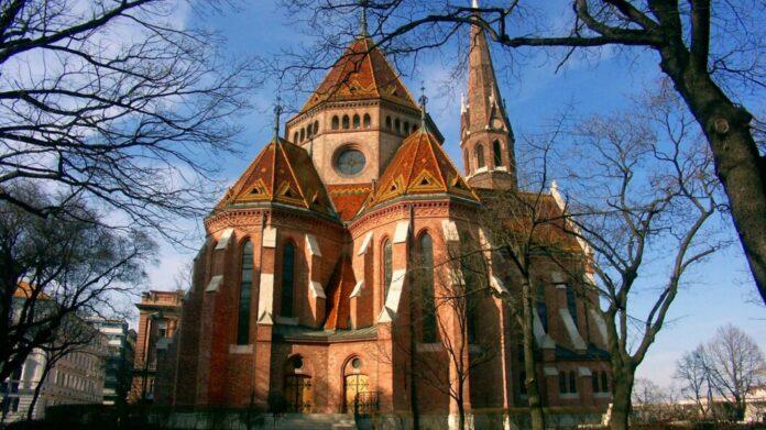 Szilágyi Dezső téri református templom - fotó: Thaler Tamás